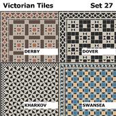 Topcer Victorian Tiles Set 27