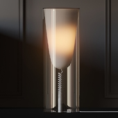 Toobe Table Lamp by Kartell