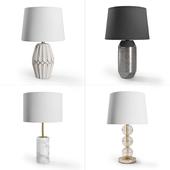 ZARA HOME: Lamps Set 1
