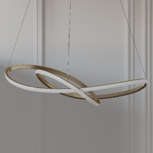 Ribbon LED Ceiling Pendant by Heal's