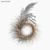 Grass Wreath # 1