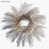Grass Wreath # 2