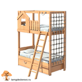 Children's bunk bed (model 203)
