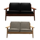 Double sofa Plank