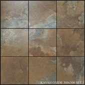 Yurtbay Seramik Kayah Oxide 300x300 Set 5