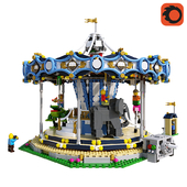 LEGO Carousel