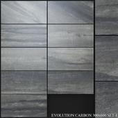 Yurtbay Seramik Evolution Carbon Set 4
