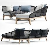 MODLOFT Netta Sofa