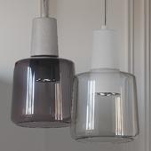 Samson LED Mini Pendant Light By Kuzco Lighting