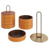 Zhuang Containers by Poltrona Frau