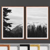 Picture frame set 00018-10
