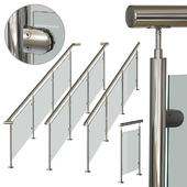 Stainless steel railing 3
