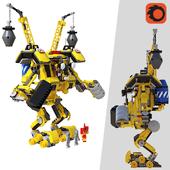 LEGO Emmet's Construct-o-Mech