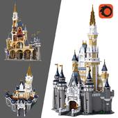 LEGO Disney Castle