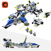 LEGO Explorien Starship