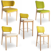 Kauri Wooden chairs