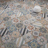 CIR Havana Finca Vigia Mix (Decoro) 20x20 Tile Set