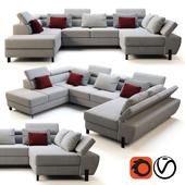 Wersal Molina XL Sofa