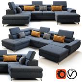 Wersal Monk XL Sofa