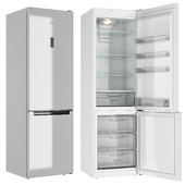 Indesit DF 5200 W refrigerator, openable
