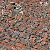 Sloppy Brick Wall Material