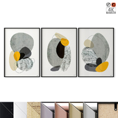 Abstract Posters Set 21