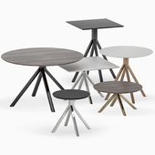 Tables Grapevine metal base