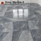 Grey Marble Tiles - 2