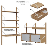 Storage System and Designer Svalnas Ikea vol.5