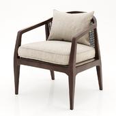 Four Hands Alexandria Accent Chair