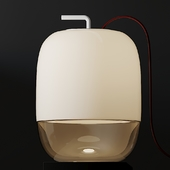 Gong T3 Table Lamp By Prandina