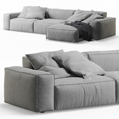NeoWall Corner Sofa by Living Divani