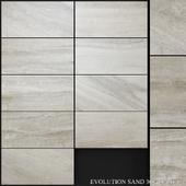 Yurtbay Seramik Evolution Sand Set 3