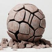 Каменная сфера / Stone spere
