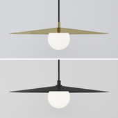 Pirlo Pendant by Tech Lighting