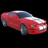 Ford-Shelby-GT500-2007 Ford-Shelby-GT500-2007