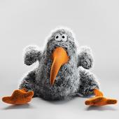 Beasts sigikid Kiki Kiwi soft toy by DeZonnewijzer