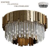 Empire Plafond chandelier2