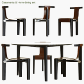 Casamania & Horm dining set