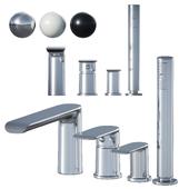 Bath faucet Devit Iven 43128141W