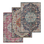 Carpets Set 186