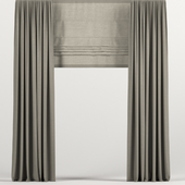 Roman Curtains.