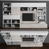 TV stand set 069