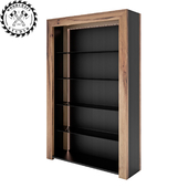 Marshall Bookcase - WoodCraftStudio