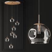 Pendant Light Glass Globe