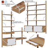 Storage System and Designer Svalnas Ikea vol.6