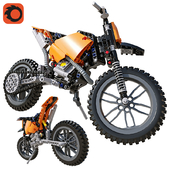 LEGO Moto Cross Bike
