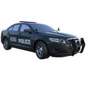 Taurus Police Interceptor