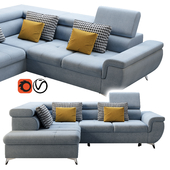Wersal Monk L Sofa