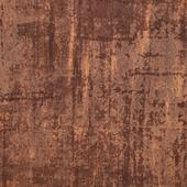 Smooth rusty iron